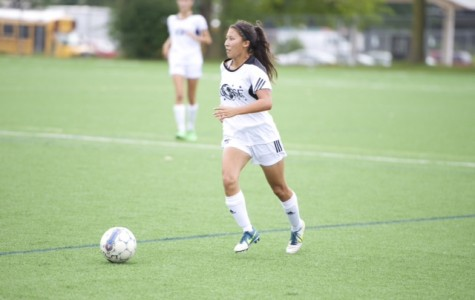 Cedeno plays for a nationally ranked soccer program.