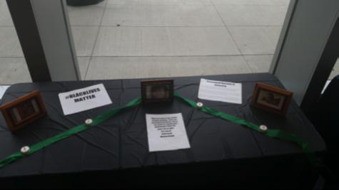 BSU's Vigil