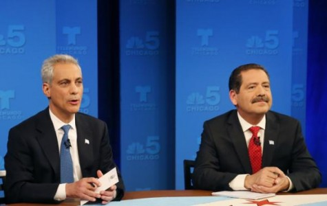 "Chuy the Challenger vs. ""Rahm Love"""