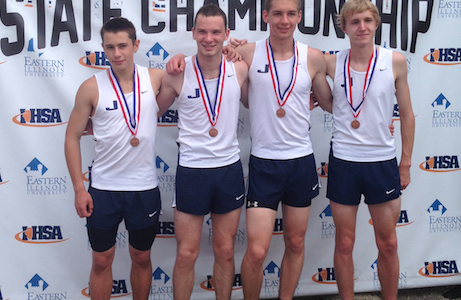Boys Track Earns Another All-State Honor