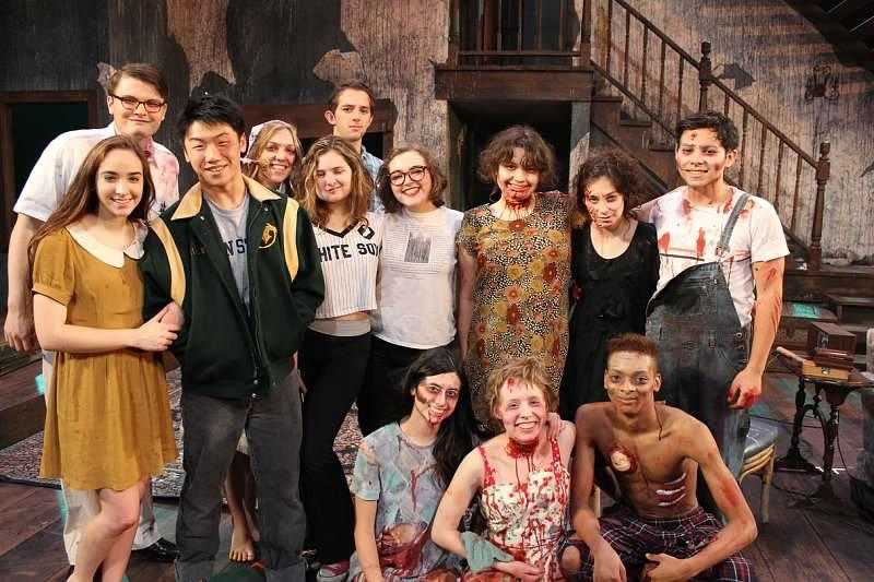%E2%80%9CNight+of+The+Living+Dead%E2%80%9D+is+a+bittersweet+production+for+some+of+these+seniors+whom+may+not+return+for+the+spring+musical.+