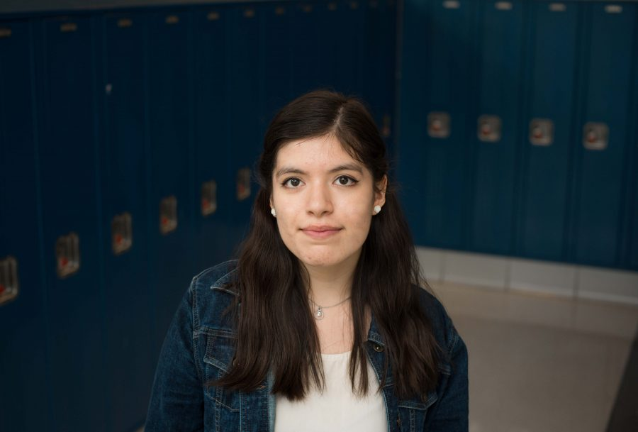 Leslie Diaz '18