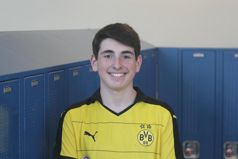 Lucas Vogel '19