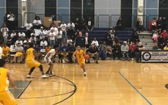 Boys Basketball scores big win on senior night