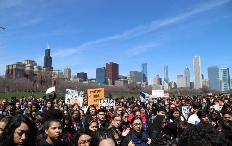 Students demand change, walk out amid risk of suspension