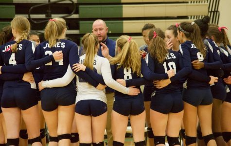 Girls volleyball denied back-to-back city championship