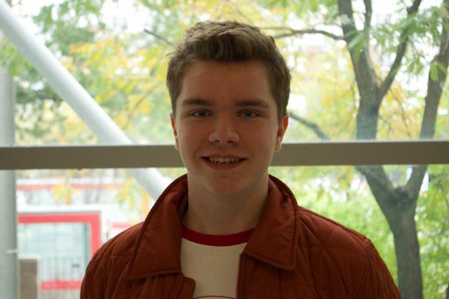 Brendan Mohen '19