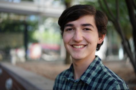 Photo of Joshua Blustein