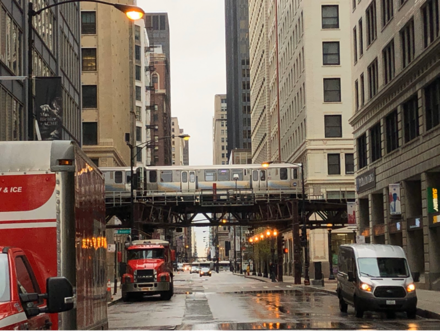 "AN EMPTY ""L"" 