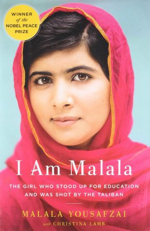 """I Am Malala"" by Malala Yousafzai (2013)"