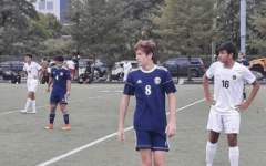 Varsity soccer defeats Hancock 4-0